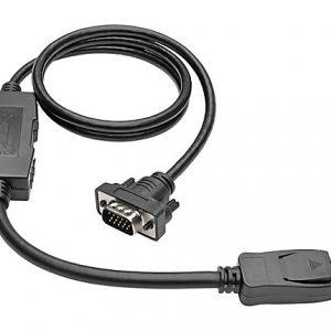 10ft DisplayPort VGA Adapter Active M/M
