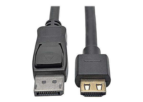 Displayport To HDMI Adapter Cable 6FT