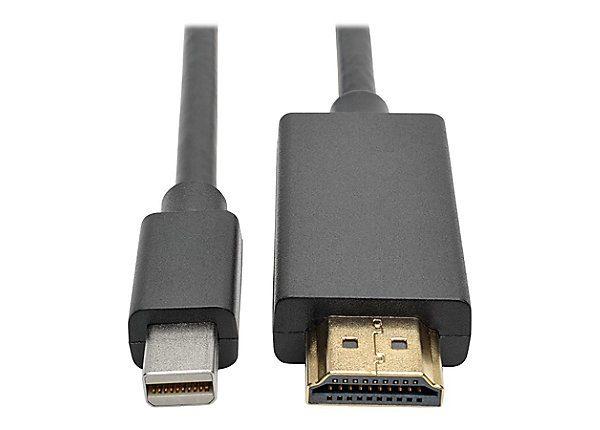 3FT MINI DISPLAYPORT TO HDMI CONVERTER