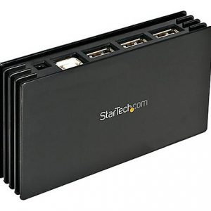 StarTech.com 7 Port USB 2.0 Hub - Hub - 7 ports - Hi-Speed USB