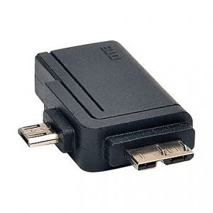 USB OTG Adapter 3.0/2.0 Micro-B-M to A-F
