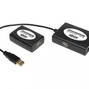 4Port USB Cat5 Hub 3 Local 1 Remote Port