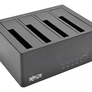 4-BAY DOCK STATION USB 3.0/ESATA TO SATA