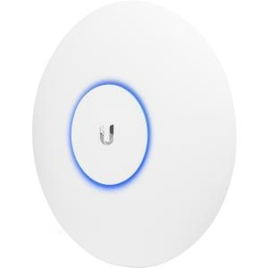 Ubiquiti UniFi UAP-AC-PRO IEEE 802.11ac 1.27 Gbit/s Wireless Access Point - 2.40 GHz, 5 GHz - 3 x Antenna(s) - 3 x Internal Antenna(s) - MIMO Technology - 2 x Network (RJ-45) - Wall Mountable, Ceiling Mountable - 1 Pack