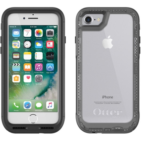 huge selection of e4496 369aa OtterBox Pursuit Case Apple iPhone 7/8 Black/Clear